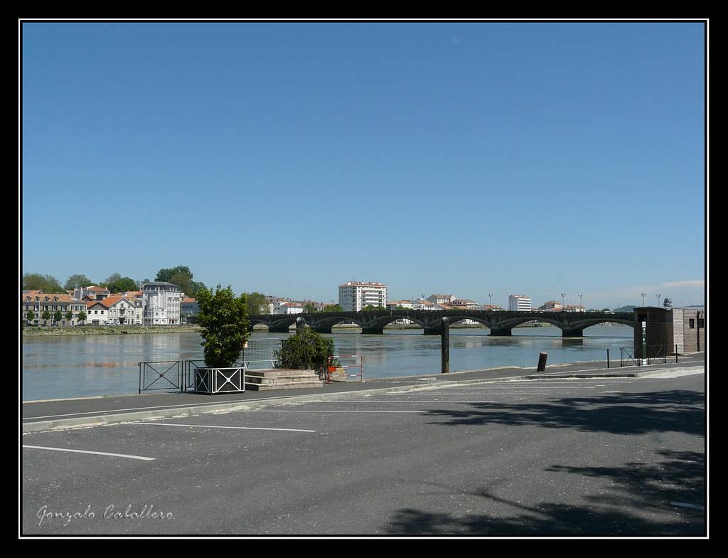 Bayona. Pont St. Espirit