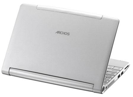 Archos 10s, J&W Minix 811, Netbook