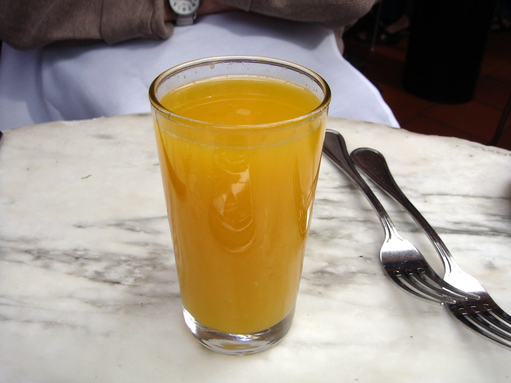 Arancia - Freshly squeezed orange juice