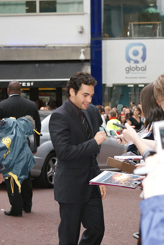Transformers 2 Londres Ramon Rodriguez