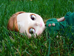 Nap in the Grass (2)