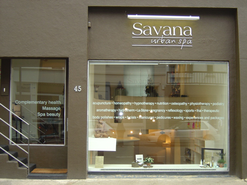 Savana Spa, London