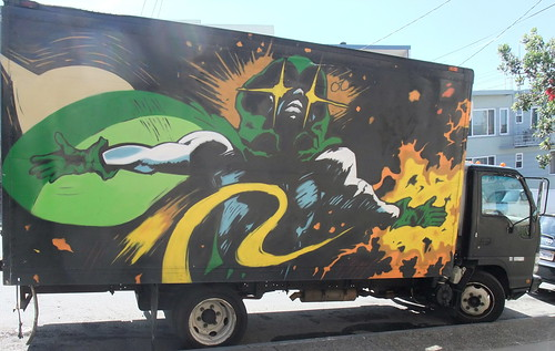 The Spectre Van 3