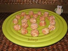 Sopa tallarines-albondiguitas