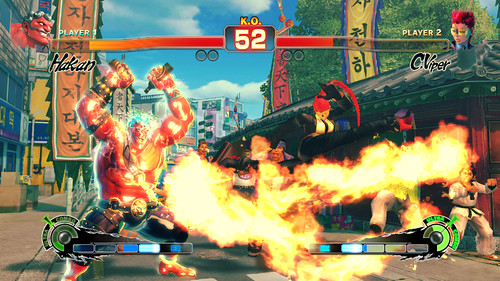 Super Street Fighter IV for PS3