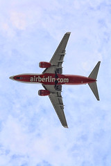 berflug (GZZT) Tags: berlin plane germany airplane deutschland aircraft flugzeug airberlin airberlincom gzzt