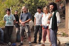 DSC_0762 (Bio-Reconstruyendo al Sur de Chile) Tags: yoga de dallas francisco victor taller otoo horno soto barro torres siembra arcilla bolitas permacultura