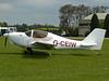 G-CEIW (QSY on-route) Tags: kemble egbp gvfwe greatvintageflyingweekend 09052010 gceiw