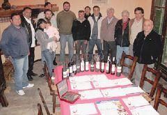 Vinos caseros fueron premiados en encuentro nacional realizado en Mendoza