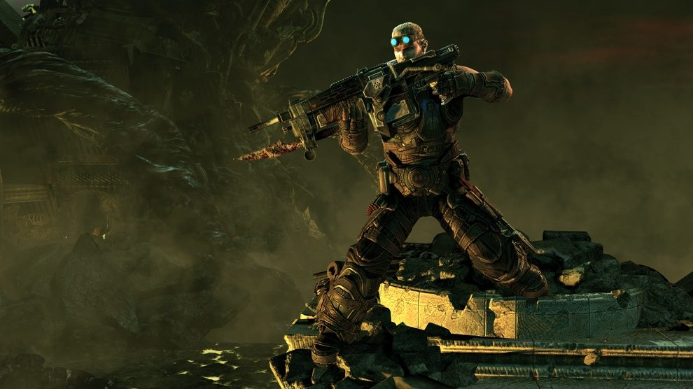 Gears Of War 3 - New Screens