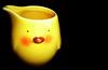 lil Bird (harp92) Tags: black cute bird cup yellow shy lil flickraward vanagram harp92