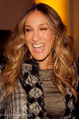 Sarah Jessica Parker at the Brooklyn Museum