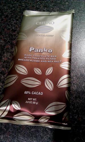 Chuao Chocolatier Panko Bar
