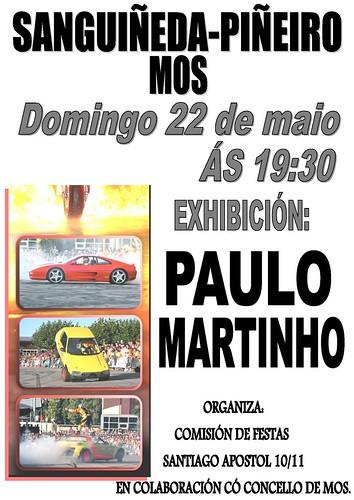 Mos 2011 - Sanguiñeda - Paulo Martinho - cartel