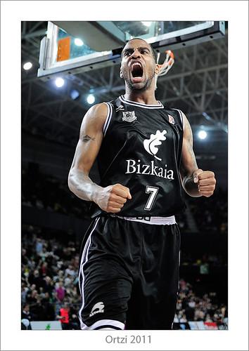 Bizkaia Bilbao Basket-Power Electronics by Ortzi Omeñaka