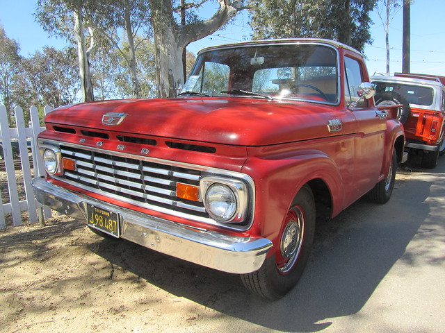 ford truck f100 1963
