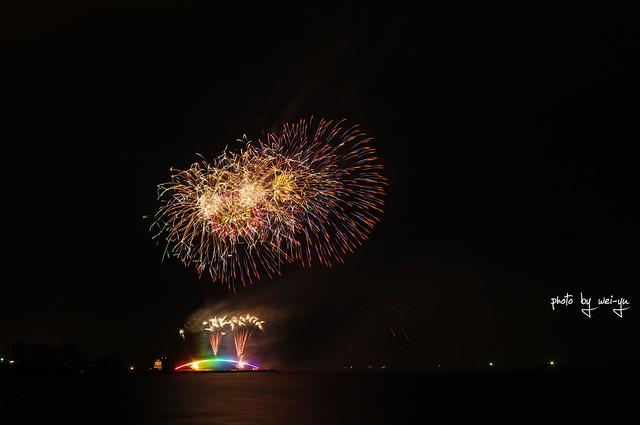 澎湖海上花火節6/11加演場