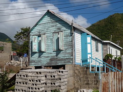 Cane Worker Housing, St Kitts