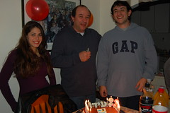 Sing every song (elibrody) Tags: birthday family party ariel cake familia mom candles dad birthdayparty idan trickcandles satscene