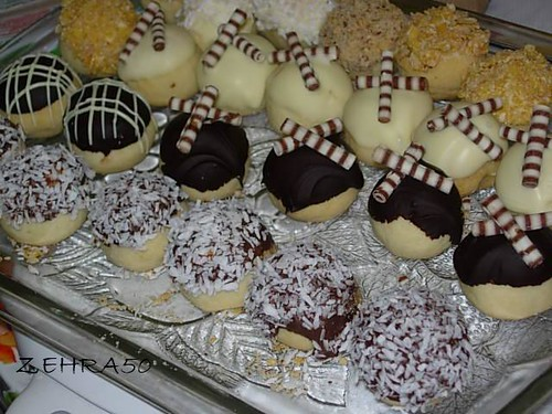 supriz kurabiyelerim