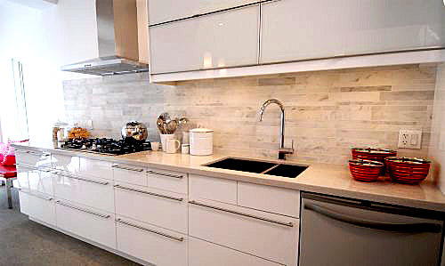 Ikea Kitchen White blog post -- erin williamson