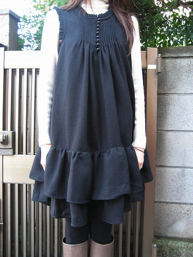 Frilly dress from Beams