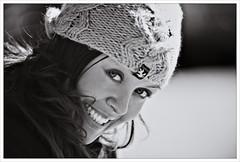 Amy ([evan hunter]) Tags: portrait woman nikon amy beautifuleyes 70200mm d700 flickrchallengewinner
