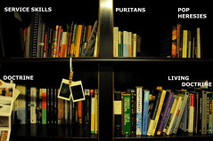 Bookshelf Una: Top Shelves