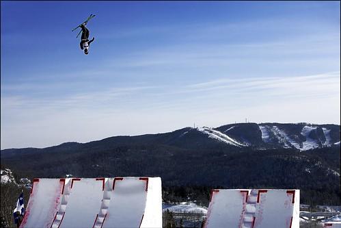 Prendre de la hauteur: picture Over the top!! by Caps the flickr