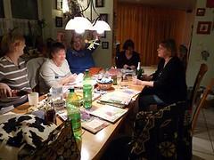 Kimmy, Simone, Susanne, Gudi, Conny