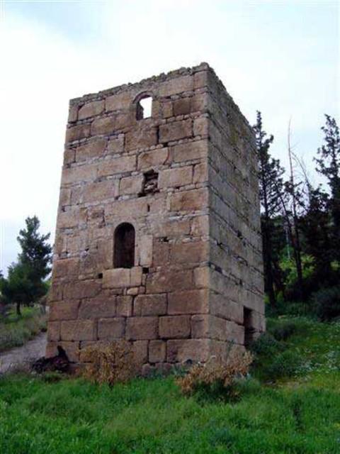 Στερεά Ελλάδα - Φθιώτιδα - Δήμος Εχιναίων Πύργος στον Αχινό