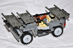 """Stella"" V3 (The Ranger of Awesomeness) Tags: us ally lego jeep jeeps awesome wwii ambulance american v3 mb allies awesomeness ftw willysjeep willysmb willysmbjeep sheerawesomeness"