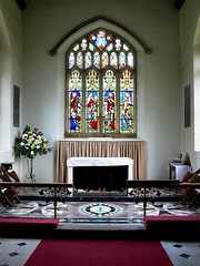 Chancel, St. Martin - Welton