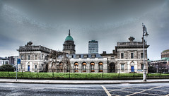 Dublin - HDR (mmalaka) Tags: street sky dublin building explore soe citycentre hdr customhouse supershot mywinners abigfave platinumphoto citrit theunforgettablepictures goldstaraward