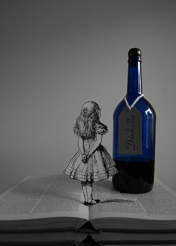 Alice bottle 1 by twiggy84uk
