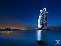 The Burj on Ice! (DanielKHC) Tags: longexposure blue digital hotel interestingness high nikon dubai dynamic uae explore burjalarab hour range fp frontpage dri hdr blending d300 dynamicrangeincrease spectnight explore40 aplusphoto danielcheong bratanesque flickrelite danielkhc explorefp great123 tokina1116mm gettyimagesmeandafrica1