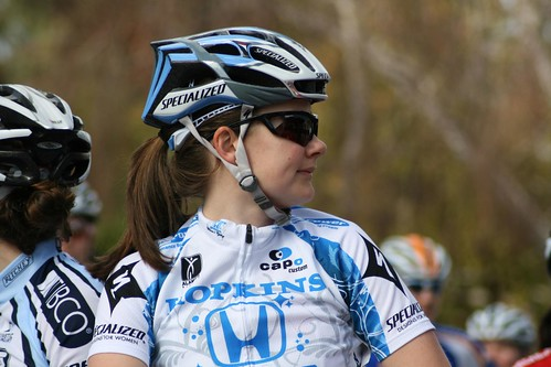 Women Cyclists: Kim Ladd
