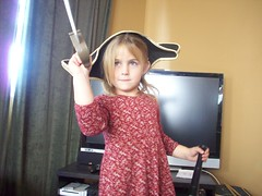 Hanna- the pirate girl