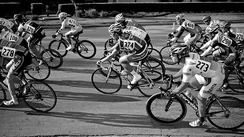 At The Criterium