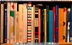 Interesting Books Desktop LOOK CLOSE LOL (zackshackleton) Tags: mac osx books bookshelf geektool lifehacker yahoowidgets lifehackercom customdesktop custommac lifehackerdesktoppool sutomize