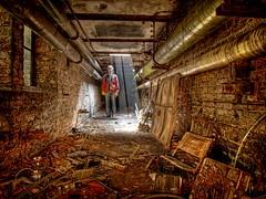 Shining - Beelitz Underground (Batram) Tags: abandoned hospital underground decay corridor urbanexploration sanatorium shining hdr urbex beelitz batram heilsttten veburbexthuringia