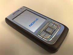 Nokia E65 dead