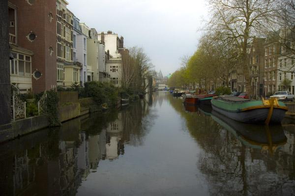 Amsterdam  april 09