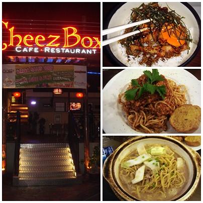 Cheez Box Gadong