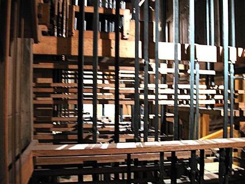orgue de l'église sainte-croix, bordeaux