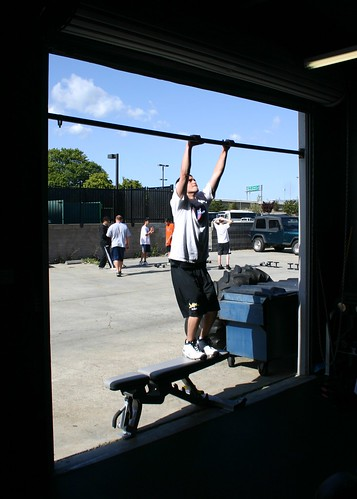 Black Box Pull-up