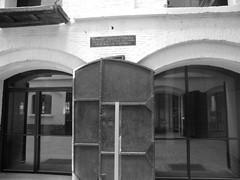 Ingang Felixarchief 03 (veerle.vanoost) Tags: belgium felix archive antwerp antwerpen archief belgie felixarchief