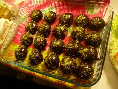 browni kurabiyeler