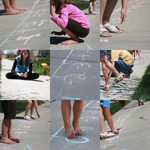 Outdoor math