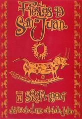 Cartel San Juan 1994